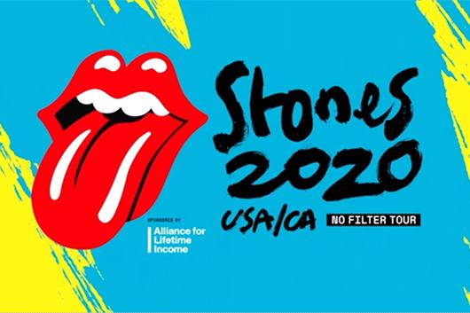 ローリング・ストーンズ、北米ツアーの日程を発表