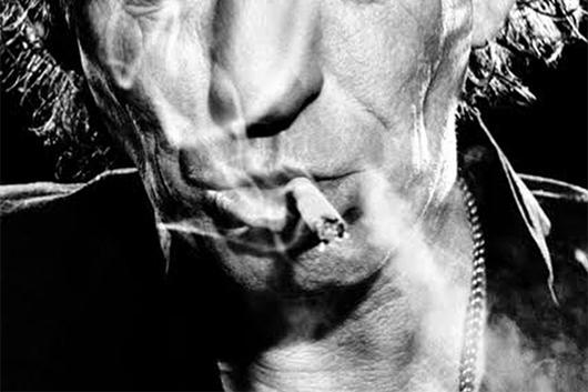 キース・リチャーズ、ついに禁煙