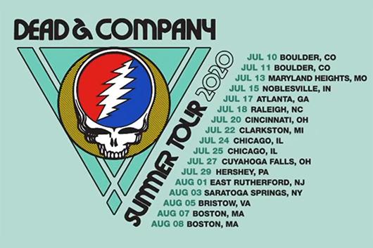 デッド&カンパニー、今年のサマー・ツアーを発表