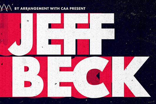 ジェフ・ベックがUKツアーを発表