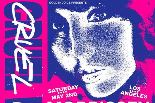 80年代ニュー・ウェイヴ/ポスト・パンクの祭典「クルーエル・ワールド」、豪華ラインナップ発表