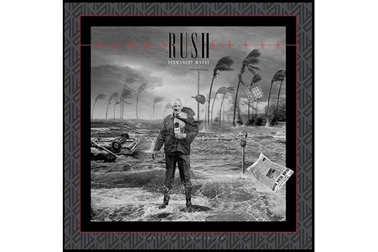 ラッシュ1980年の『Permanent Waves』、40周年記念エディション発売