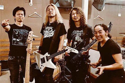 3/16「LEGEND OF ROCK in OSAKA –Tribute to METALLICA」公演に、伊藤政則氏からメッセージ到着!