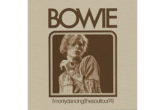 デヴィッド・ボウイ1974年の未発表ライヴ・アルバム、4月に発売