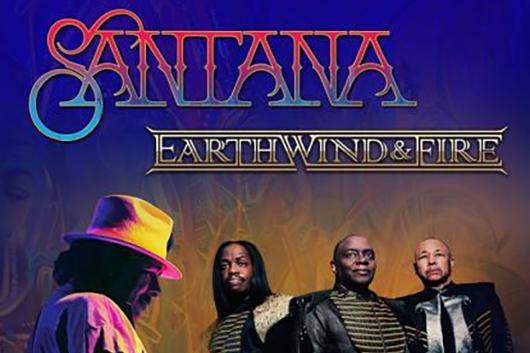 サンタナがアース・ウィンド&ファイアーとのサマー・ツアーを発表