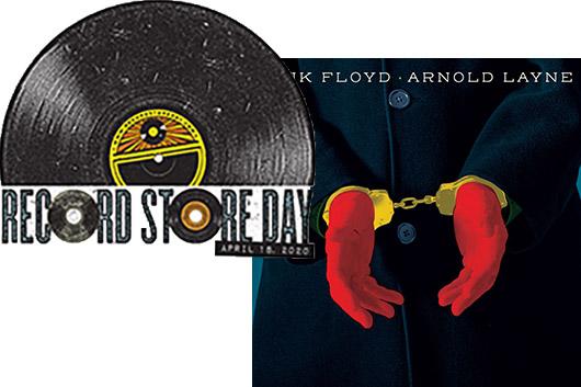 ピンク・フロイド2007年のライヴ音源「Arnold Layne」、レコード・ストア・デイに発売