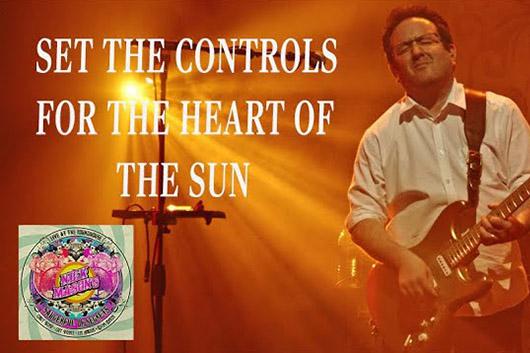ニック・メイスンズ・ソーサーフル・オブ・シークレット、ライヴ作品から「Set the Controls for the Heart of the Sun」の映像公開