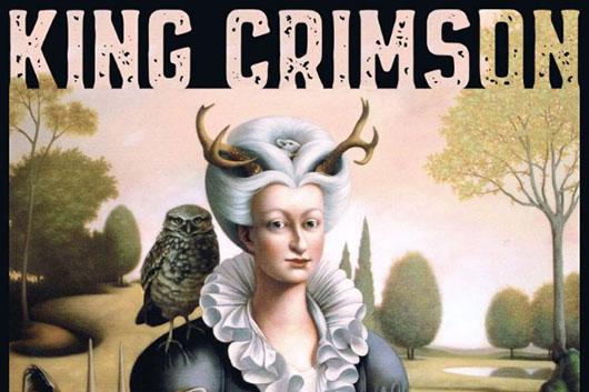 キング・クリムゾン、ザッパ・バンドとの北米ツアーを発表