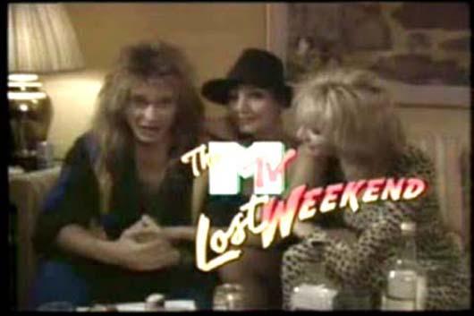 1984年のヴァン・ヘイレンが登場するミニ・ドキュメンタリー『Lost Weekend』、フル映像公開