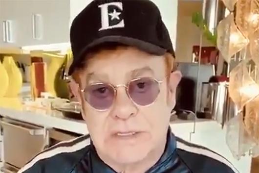 エルトン・ジョンもフェアウェル・ツアーを延期