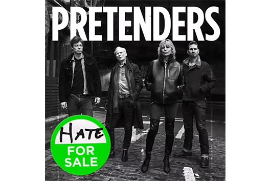 プリテンダーズ、5月発売のニュー・アルバムから新曲をリリース