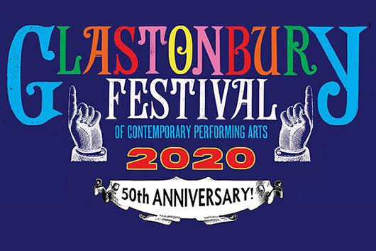 6月の「グラストンベリー・フェスティバル」も中止に