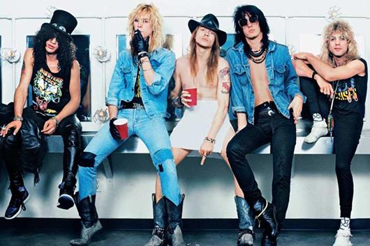 80年代のロック・レジェンドを捉えたマーク・ワイスの写真集、6月発売