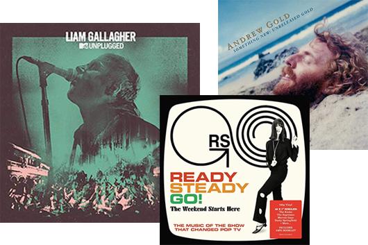 今週のワーナー輸入盤情報、目玉はリアム・ギャラガー! 『Ready Steady Go!』7インチ10枚組BOXにも注目