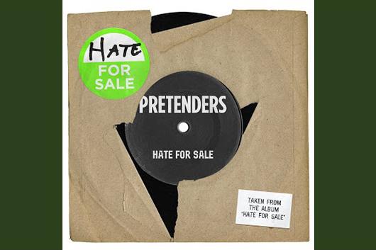 プリテンダーズが新曲「Hate for Sale」公開、ニュー・アルバムの発売は7月に延期