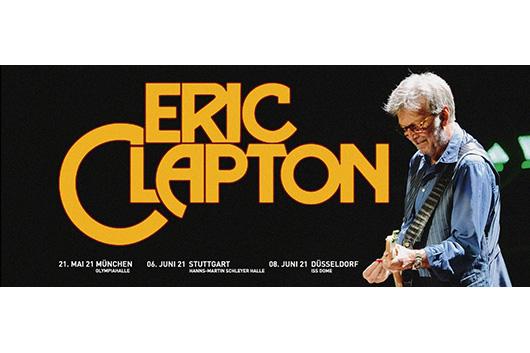 エリック・クラプトン、今年のヨーロッパ・ツアーを来年に延期