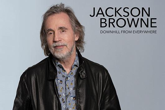 ジャクソン・ブラウン、新曲「A Little Soon to Say」を公開