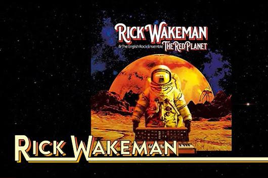 リック・ウェイクマン、新曲をフィーチャーしたミュージック・ビデオ公開