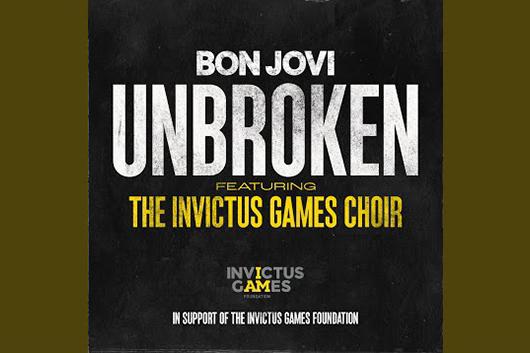 ボン・ジョヴィ、新曲「Unbroken」のニュー・ヴァージョン公開