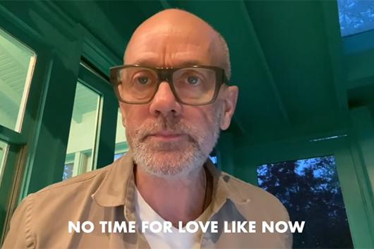 R.E.M.のマイケル・スタイプ、新曲のデモ・ヴァージョン公開