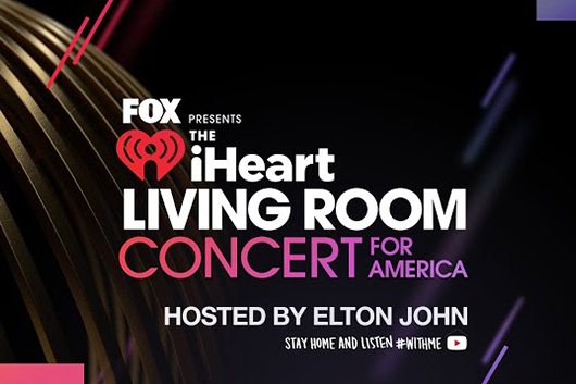 エルトン・ジョンがホスト役を務めた「リビングルーム・コンサート・フォー・アメリカ」映像公開