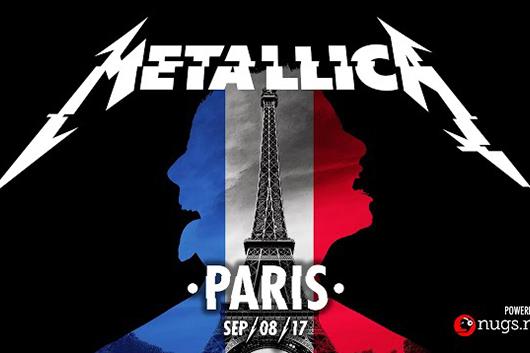メタリカ、コンサート映像配信シリーズ「#MetallicaMondays」第2弾公開
