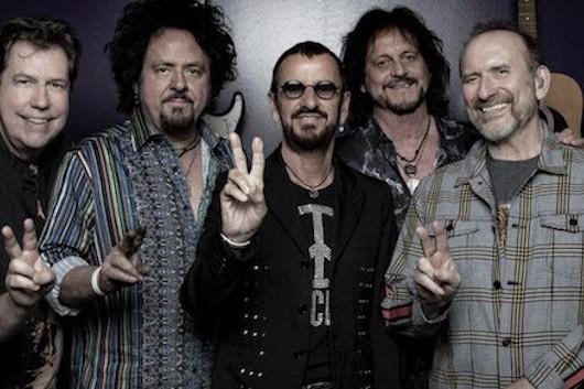 リンゴ・スター&ヒズ・オールスター・バンドが今年のツアーを延期