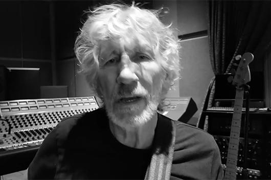 ロジャー・ウォーターズが1971年のプロテスト・ソングを自宅でカヴァー、ミュージック・ビデオ公開