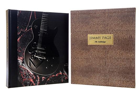 輸入豪華写真集『ジミー・ペイジ・アンソロジー』コレクター・エディション