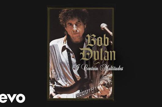 ボブ・ディラン、「最も卑劣な殺人」に続き早くも2曲目の新曲「I Contain Multitudes」をリリース