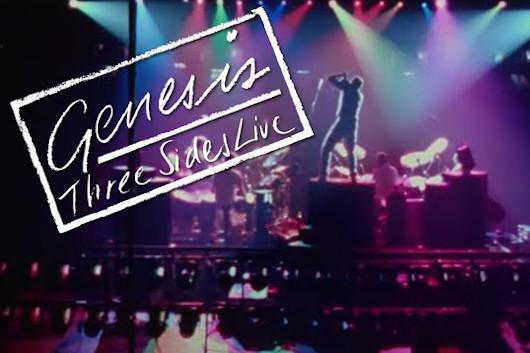 ジェネシス、毎週土曜日に過去のコンサート映像を公開