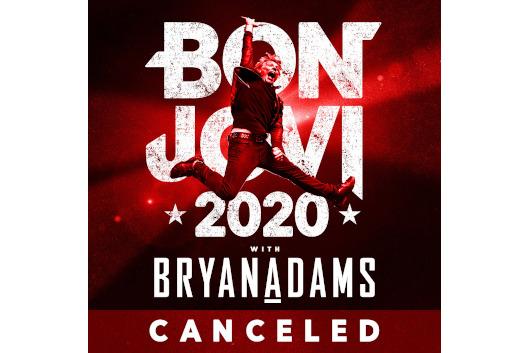 ボン・ジョヴィ、北米サマー・ツアーの中止を発表