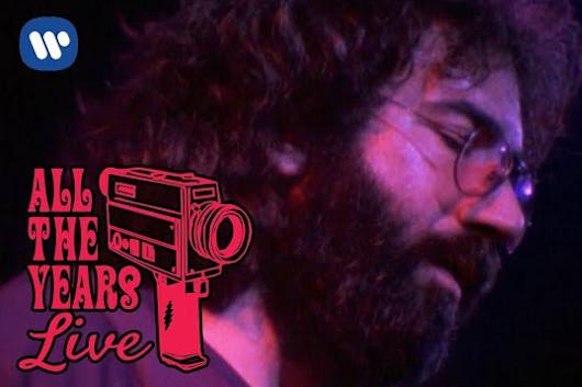 グレイトフル・デッド、1974年の公演から「Sugaree」のライヴ映像公開