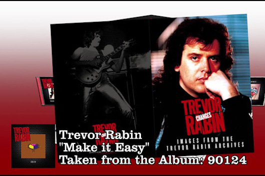 トレヴァー・ラビンのボックスセット『Changes』、新たなトレーラー公開