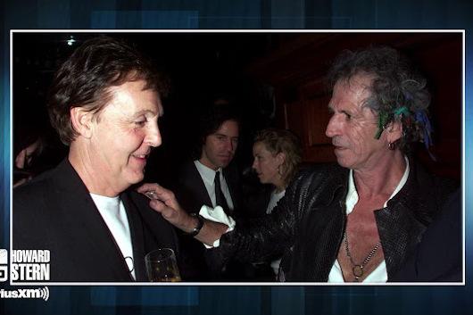 「ビートルズはストーンズよりも優れている?」、ポール・マッカートニー vs ミック・ジャガー