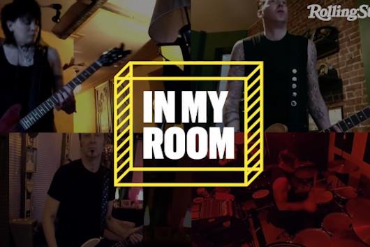 自宅演奏を配信する「In My Room」シリーズ、ジョーン・ジェット&ザ・ブラックハーツの映像公開