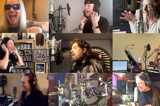 米ロック・バンドのウィンガー、アリス・クーパーやアラン・パーソンズをフィーチャーした「Better Days Comin'」のミュージック・ビデオ公開