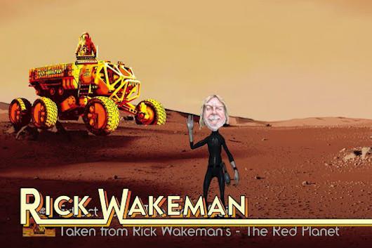 リック・ウェイクマン、最新スタジオ・アルバムから「The North Plain」のトレーラー公開