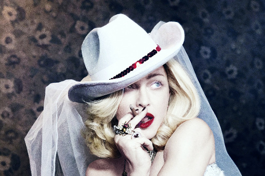 マドンナ、ビルボード・ダンス・チャートで自身50曲目の1位を獲得した楽曲のリミックスEPを配信リリース