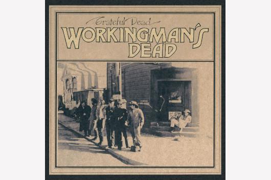 グレイトフル・デッド、『Workingman's Dead』の50周年記念デラックス・エディション発売