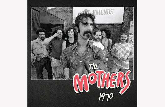 フランク・ザッパの新たなボックスセット『The Mothers 1970』、6月発売