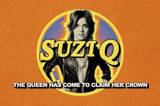 スージー・クアトロのドキュメンタリー『Suzi Q』、新たなトレーラー公開