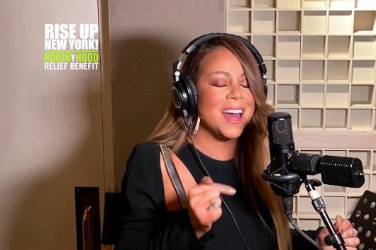 ニューヨークのチャリティ・イベント「Rise Up New York!」、マライア・キャリーやビリー・ジョエルの映像公開
