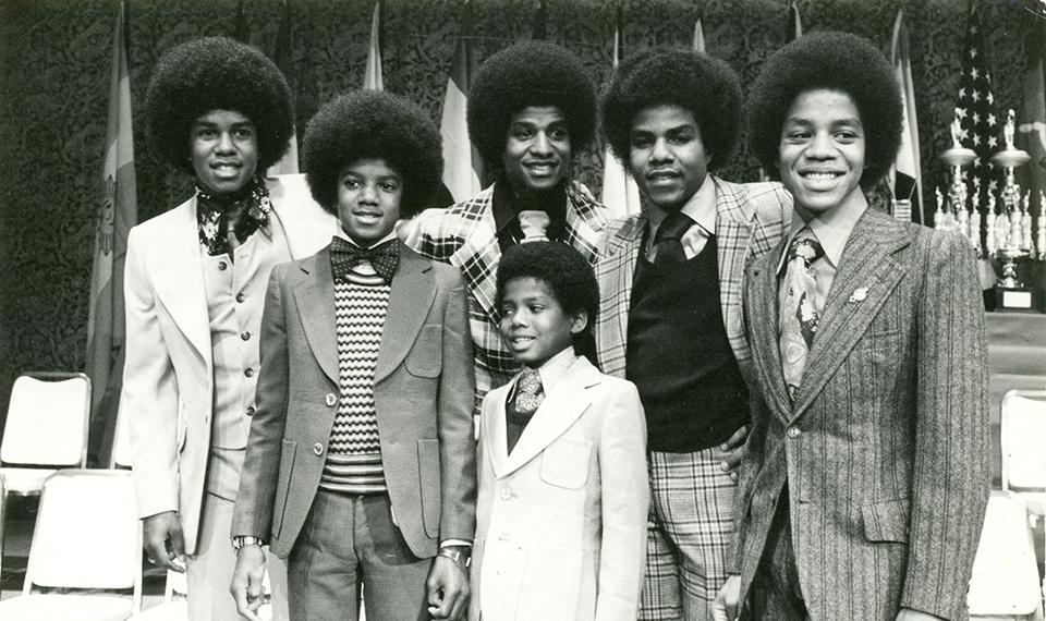 【ミュージック・ライフ写真館】1973年4月、ジャクソン5唯一の来日! マイケルはもちろん、全員取材での貴重な撮影【ML Imagesライブラリー】