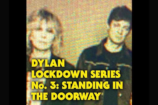 プリテンダーズのクリッシー・ハインド&ジェイムズ・ウォルボーン、ディランの「Standing in the Doorway」をカヴァー