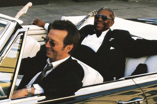 エリック・クラプトンと B.B. キングの競演盤が、未発表2曲を追加収録のリマスター盤で20周年記念盤として6/26発売!!