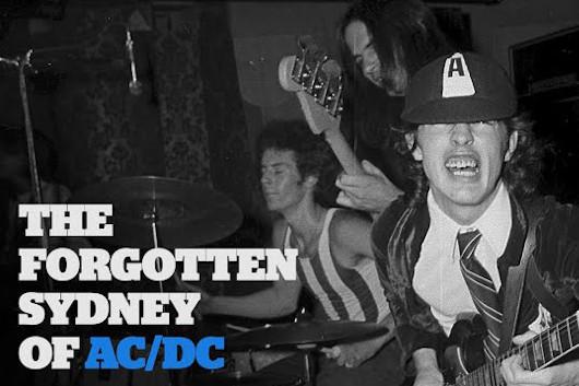 初期のAC/DCを描いたミニ・ドキュメンタリー公開