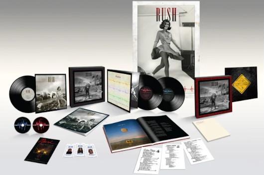 ラッシュの『Permanent Waves』40周年記念スーパー・デラックス・エディション、ボックス開封映像公開