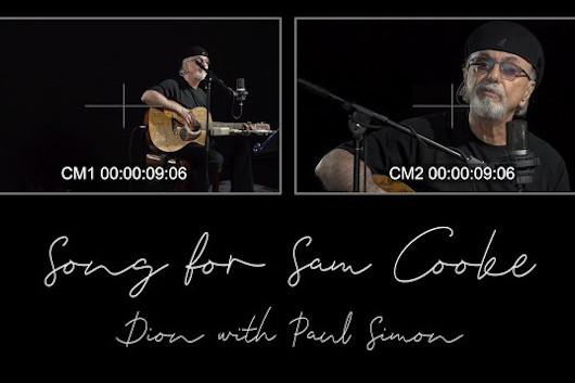 ディオン、ポール・サイモンとコラボした「Song For Sam Cooke」のMV公開