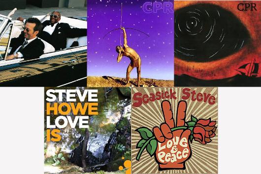 今週のワーナー輸入盤情報。クラプトン&B.B.キング、スティーヴ・ハウ、デヴィッド・クロスビーのCPR他、今週も盛りだくさん